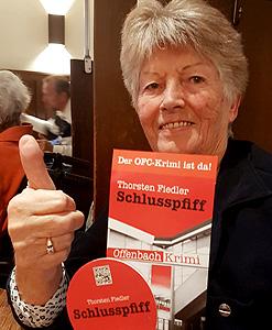 Daumen hoch für den Offenbach Krimi