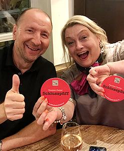 Schlusspfiff – ist wie Urlaub in Offenbach