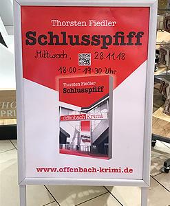 Plakatieren verboten :-)