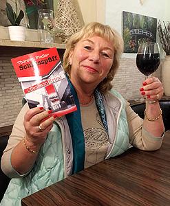 Schlusspfiff und Rotwein- ein Feierabend mit Stil