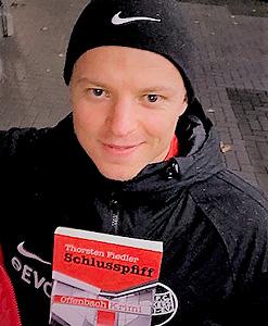 OFC-Spieler Mike Vetter