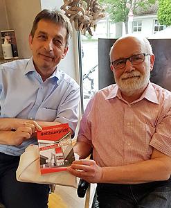Zwei Männer - ein Buch